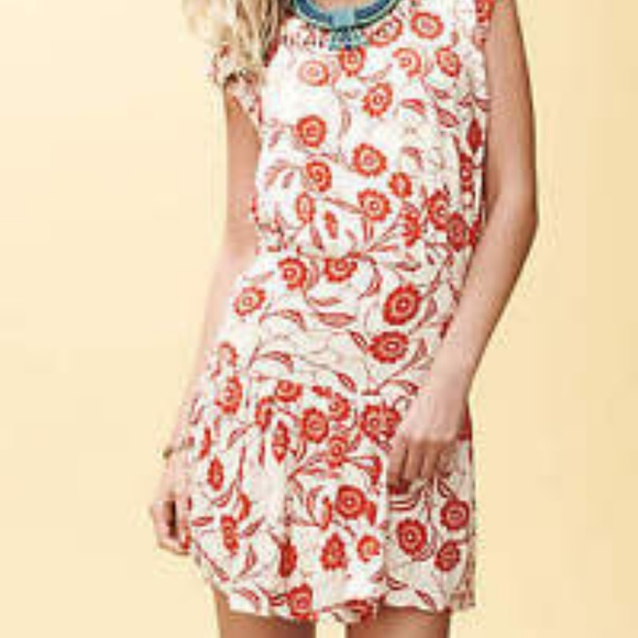 Anthropologie Dresses & Skirts - Leifnotes Anthropologie Scattered Stellata Dress